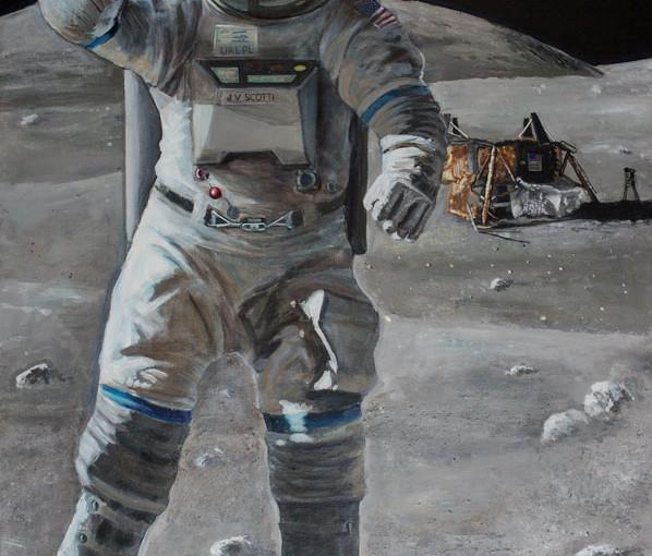 Jim Scotti Astronaut