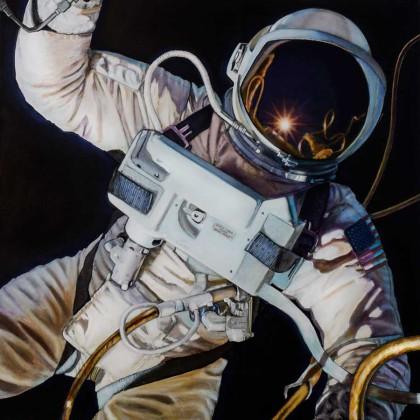 Gemini IV art, Simon Kregar
