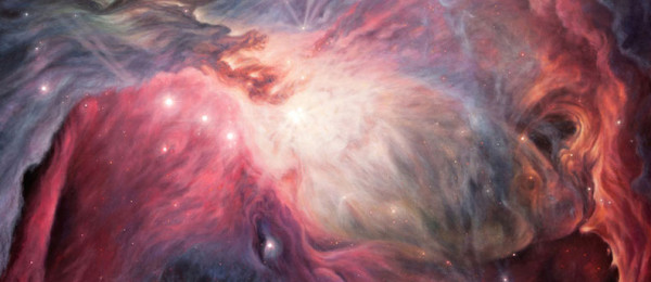 Orion Nebula M42 by Lucy West