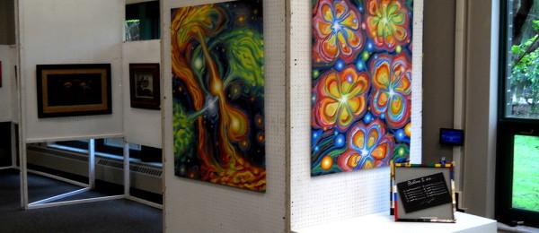 Space Art on Display