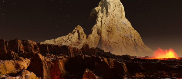 Tohil Mons, Io
