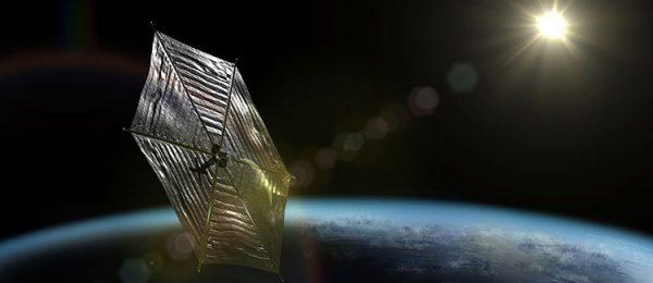 Deploying the Solar Sails
