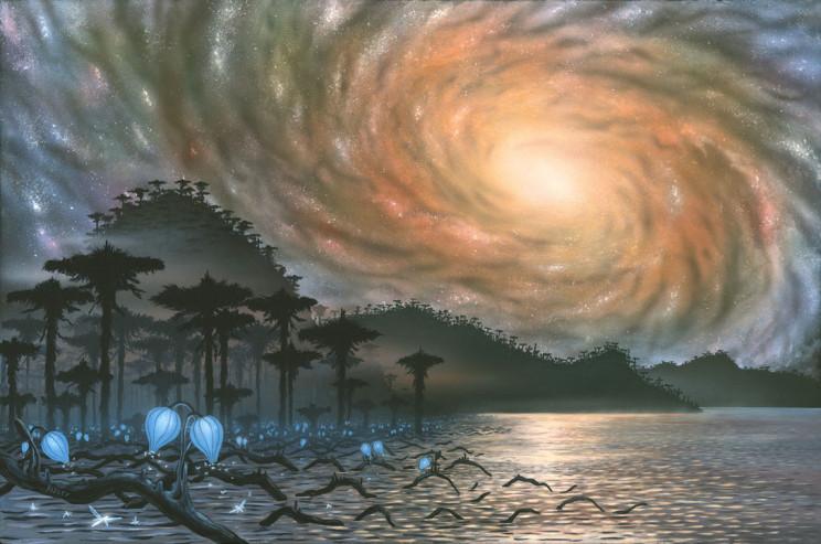 Enchanted World by Richard Bizley, FIAAA