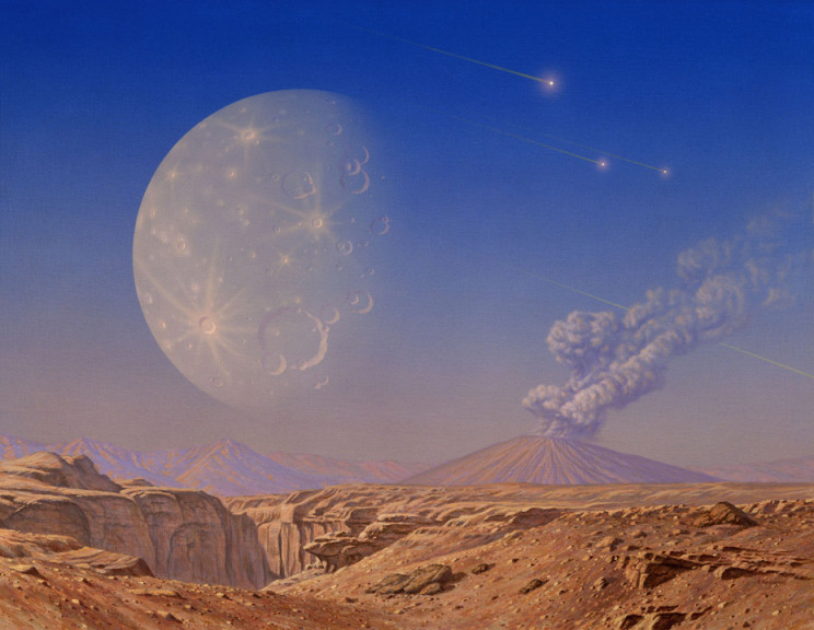 Atmosphere by Joe Tucciarone, FIAAA
